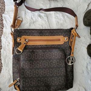 Giani Bernini Crossbody Messenger Bag